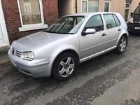 Volkswagen Golf 1.6 SPARES/REPAIRS