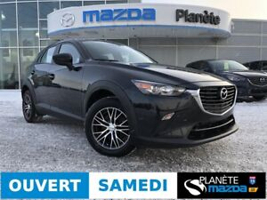 2017 Mazda CX-3 AWD GX AUTO AIR MAGS CRUISE