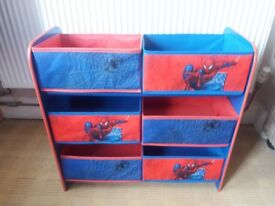 Spider-Man Bedroom Furniture, Deco and Toys