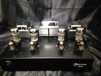 20W per Channel Stereo Valve Hi -Fi Amplifier