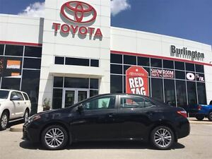 2014 Toyota Corolla LE LOADED TECH PACKAGE