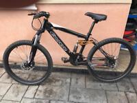 Carrera detonate 24 disc spec junior mountain bike