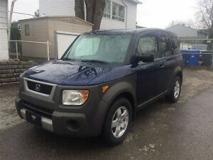 2003 Honda Element Y-Package AUT 2.4L 4 CYL 2899$ 514-692-0093
