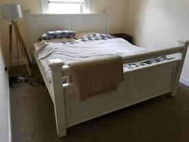 Super Kingsize Bed & Memory Foam Mattress
