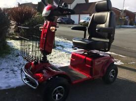 Rascal Pioneer Mobility Scooter
