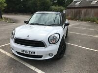 16 reg Mini Paceman, perfect condition, low mileage, lady driver, full of extras