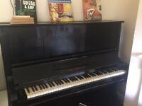 Karl Hamburger Upright Piano