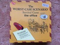 Worst Case Scenario Game - Office Edition