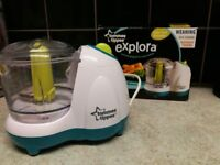 Tommee Tippee Explora Mini Food Blender - Excellent condition