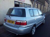 06 kia carens crdi lx 5 door mpv.manual/diesel/12 months mot/warranty