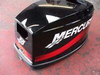 Mercury 5hp hood