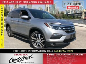 2016 Honda Pilot Touring + Summer Clearance! On Now!