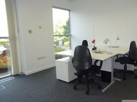 Gorgeous office space available in the heart of Strathclyde from £125 per desk, per month.