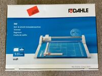 DAHLE 550 - profesional, A4, manual paper trimmer.