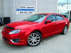 2012 Ford Fusion SEL V6 AWD AUTOMATIQUE CUIR TOIT OUVRANT