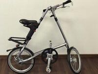 Aluminium Folding Bike in Perfect Order.