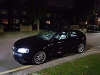 Audi A3 2.0 TFSI S Line Special Edition 3dr remapped dcat 255bhp