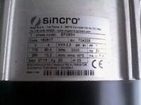 sincro e p 295 h alternator 110v==240v outputs