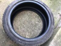 Accelera 215-45-18 mint tyre around 7mm tread