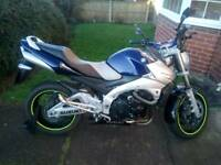 Gsr600 in excellent condition with full service history