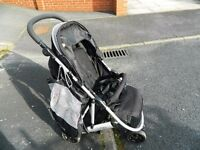 Mamas & Papas Luna mix Pushchair/Stroller/Buggy with extras!!!