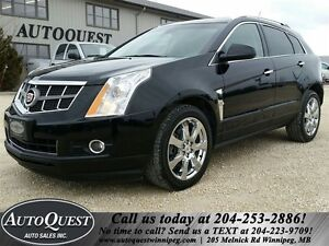2010 Cadillac SRX - LOADED! AWD, DVD, PANORAMIC SUNROOF & MORE!