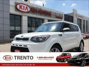 2015 Kia Soul EX|17ALLOY|KEYLESS|HEATED SEATS|BLUETOOTH|