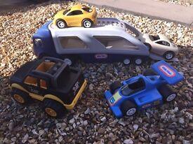 Little Tikes, Cat toys Lorry truck