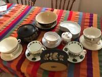 Collection of lovely crockery