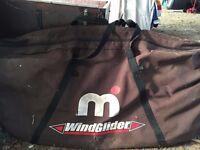 Mistral Windglider Inflatable Windsurfer