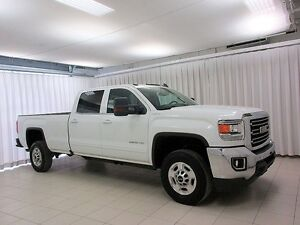2016 GMC Sierra 2500 SLE 2500HD 4X4 CREW CAB LONG BOX