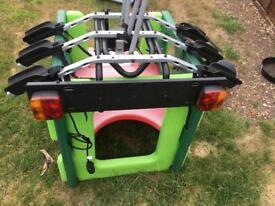 Thule 3 Cycle bike carrier towbar