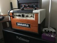 Panama Conqueror 5 Watt all valve amp head