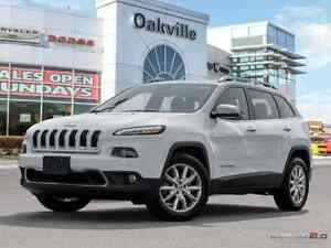 2016 Jeep Cherokee LIMITED | PANO ROOF | TOW GROUP | NAV| LUXURY