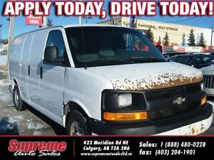 2006 Chevrolet Express LS MANAGERS SPECIAL!!!