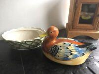 Duck egg holder
