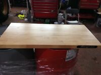 Snap on wooden top/ block 40""