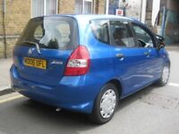 HONDA JAZZ 1.2 FACELIFT MODEL 2006 ### CHEAP TO TAX RUN AND INSURE ### 5 DOOR HATCHBACK