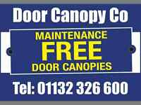 Door Canopy Store LTD. DOOR CANOPY, CANOPIES FREE FITTING ON ALL CANOPIES