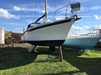 Westerly Konsort 29 ' Yacht