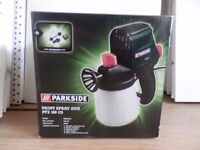 Parkside Paint Spray Gun PFS 100 C3