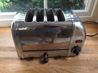 toaster like new been used a few times great condition