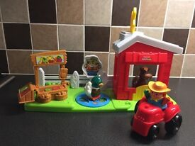 Fisher Price Little People Toy