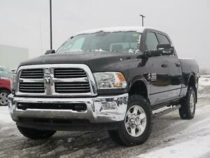 2013 Dodge Ram 2500 SLT! 4X4! 3.42 Axle Ratio! Luxury!