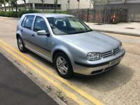 2001 Diesel VW Volkswagen Golf Hatchback 1.9 TDI 5 door LONG MOT