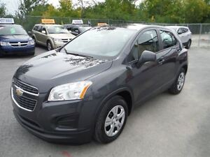 2014 Chevrolet Trax LS spacieux