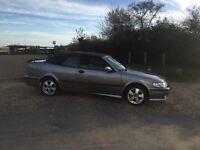 Saab turbo convertible