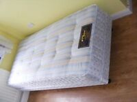 CAN DELIVER - KOZEE SLEEP SINGLE BED WITH GREAT QUALITY MATTRESS IN VERY GOOD CONDITION