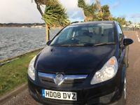 Vauxhall Corsa Breeze 1.2i, 67k miles