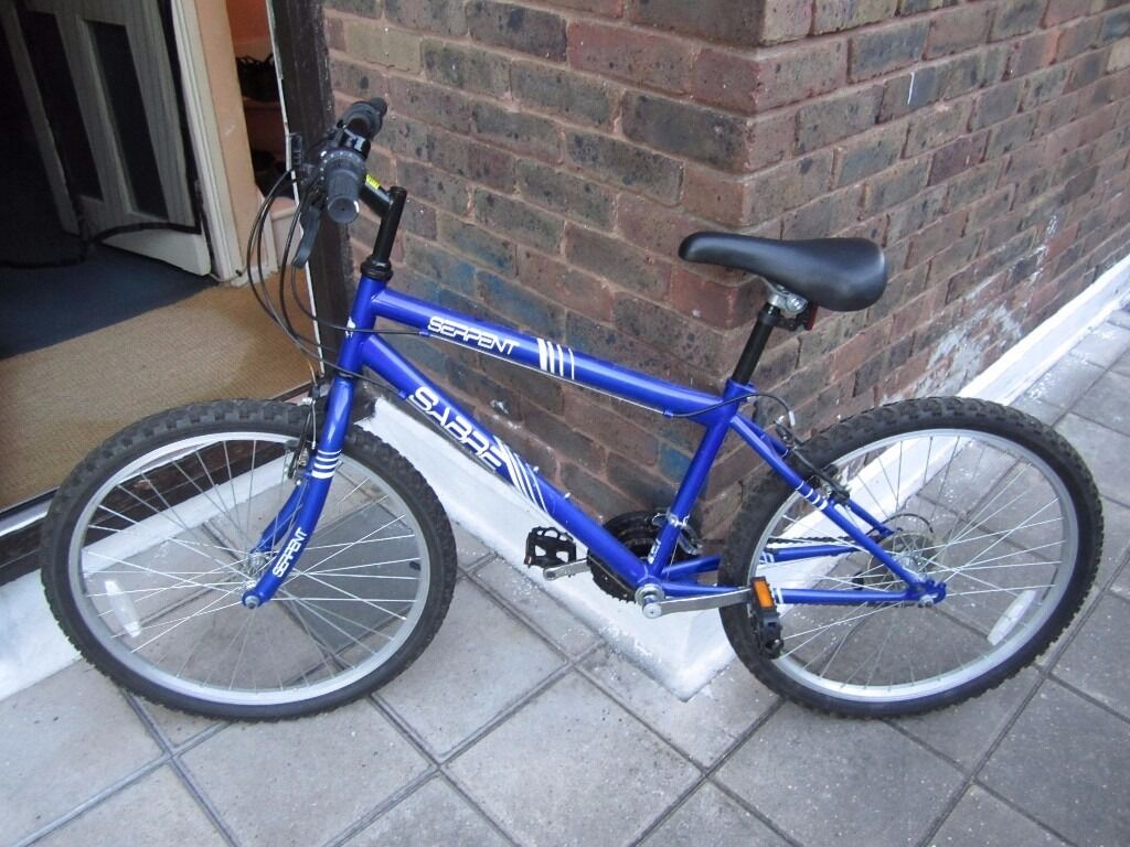 BIKE FOR SALE,NEARLY NEW CONDITIONin Islington, LondonGumtree - BIKE FOR SALE,NEARLY NEW CONDITION,NO IDEA ADULT OR KIDS BIKE.IF INTERESTING JUST CALL ME.NO TEXT.07842150777